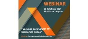 SGU Webinar Covid-19